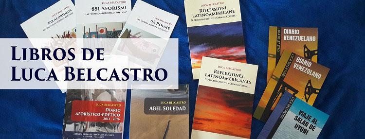 Libros de Luca Belcastro